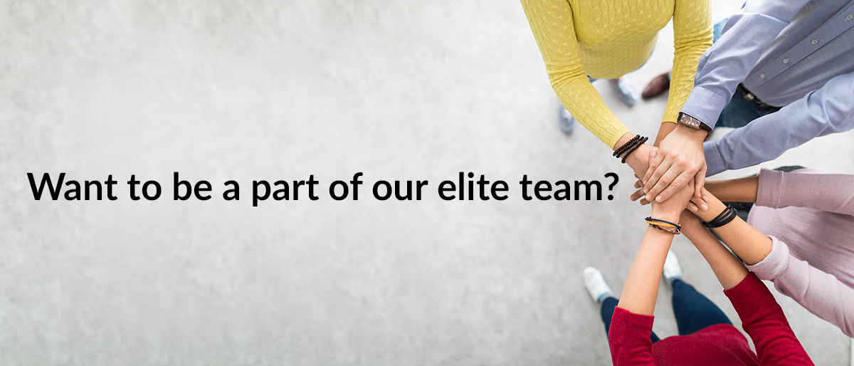 Want to be a part of our elite team? Health Tweak Family